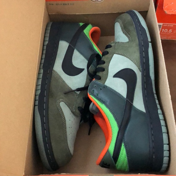 separation shoes 8afe9 5227d Nike Dunk Low CL Adventure Pack. M 5b0cb65d46aa7c68bbdba32f